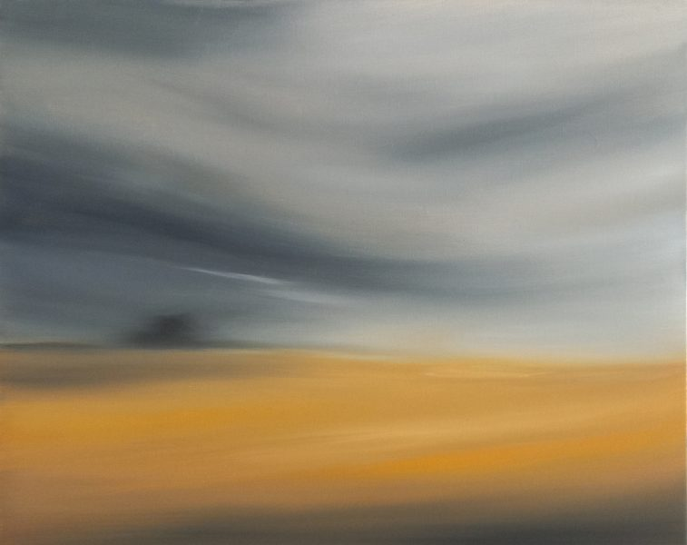 Malinconia -  Olio su tela - 50x40